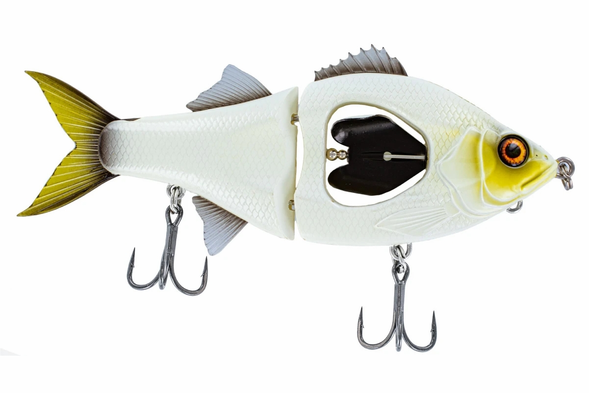 """Bass Chasebaits PDG165-10 Prop Duster 6.5/"""" Glider"""