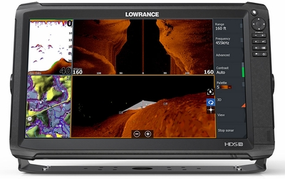 Lowrance HDS-16 Carbon Multi-Function Display