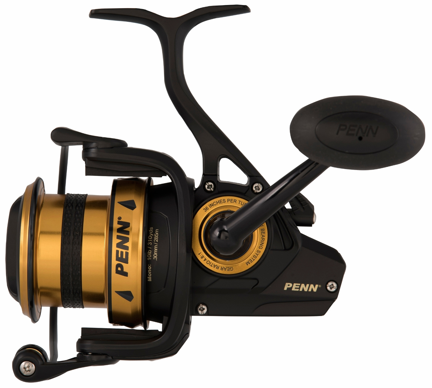 e8d2d7a5554 Penn Spinfisher VI SSVI6500LC Spinning Reel - TackleDirect