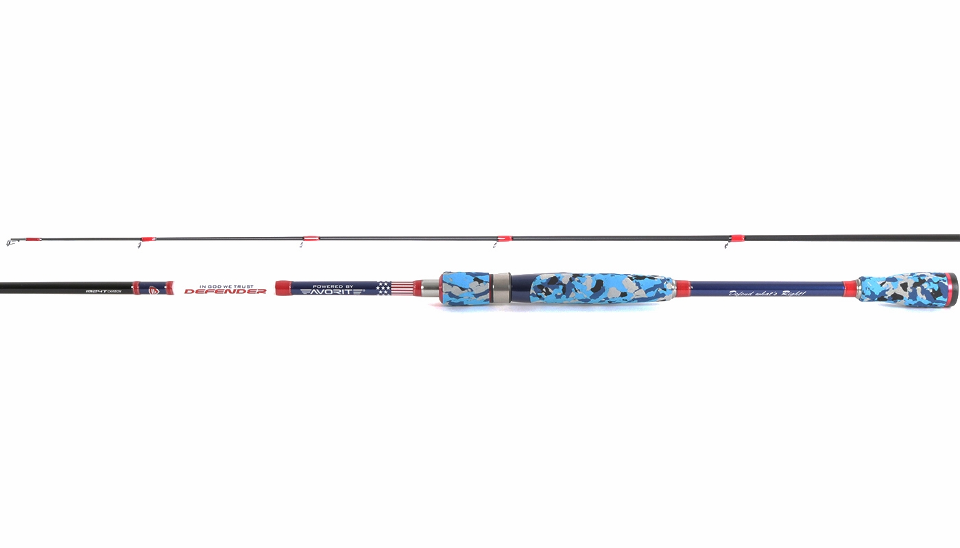 """New 3 Out Of Package Favorite USA  7/'3/"""" Spinning Rod Socks"""
