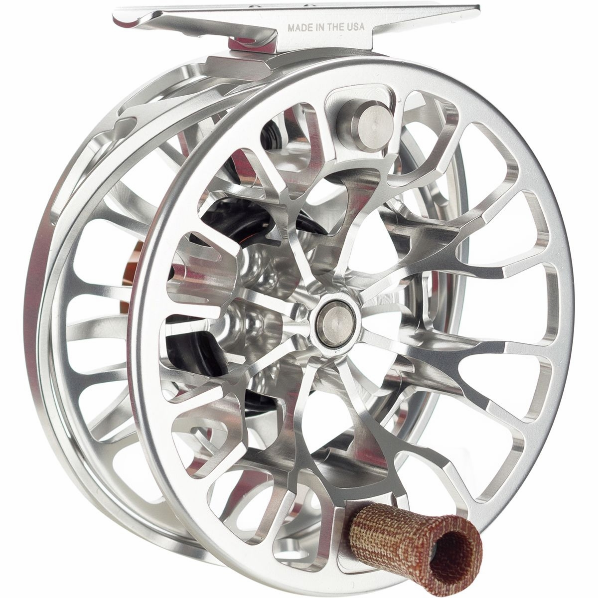 FREE US SHIPPING IN STOCK NEW 2019 ROSS ANIMAS #7//8 FLY REEL PLATINUM-USA MADE