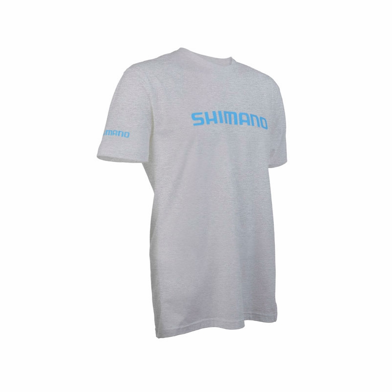 SHIMANO Short Sleeve Cotton Tee Fishing Gear