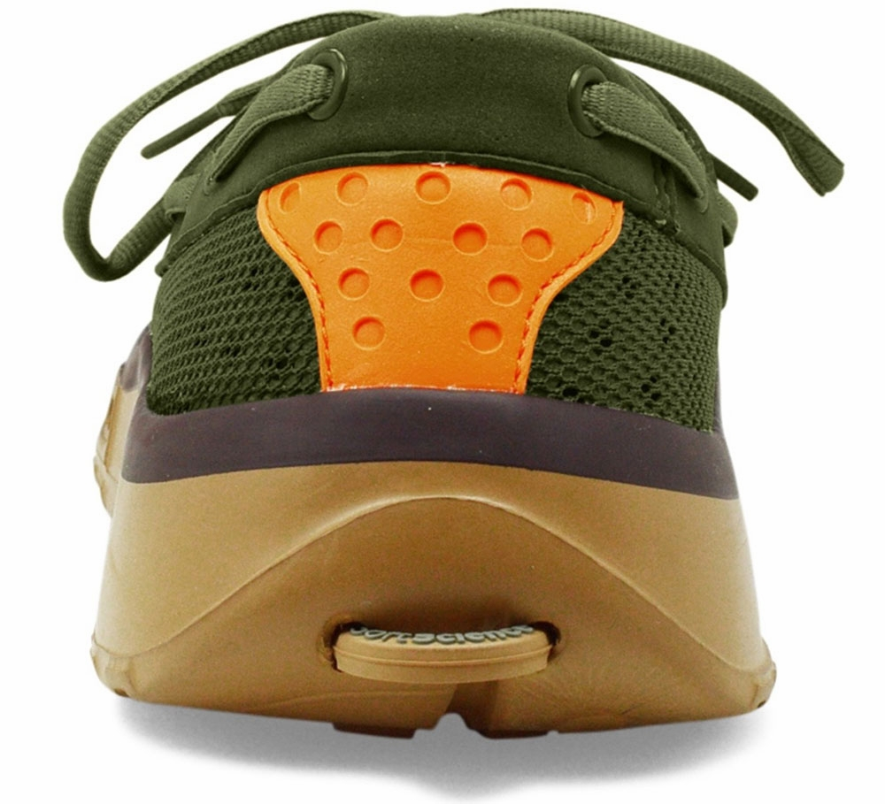 01dbe0f4be10 Softscience mens fin fishing shoes sage tackledirect jpg 1000x909 Sage  orange shoes