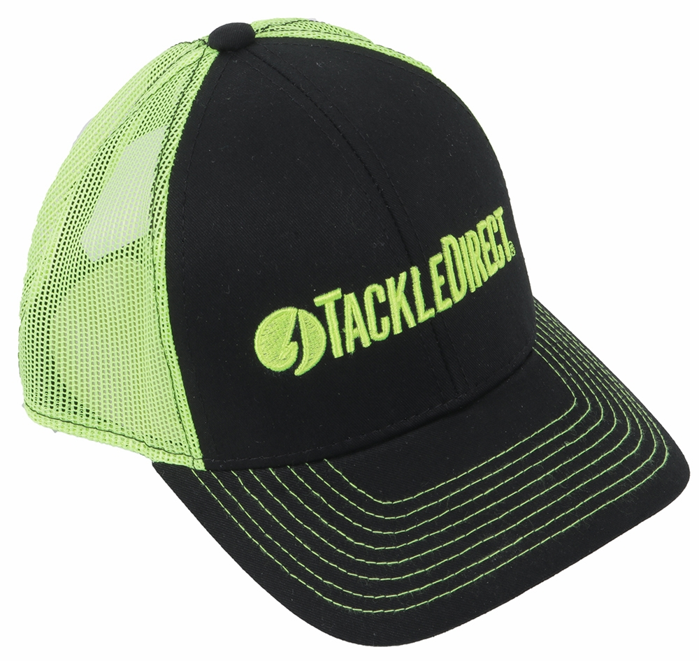 8fe5daeaeffd1 TackleDirect Logo Trucker Cap