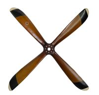 4-Blade Wood Propeller - Large