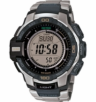 Advanced Altimeter Digital Compass Pilot Watch