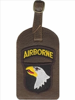 Airborne Eagle Luggage Tag