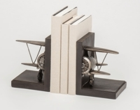 Airplane Bookends