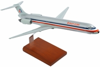 American Airlines MD-80 Model