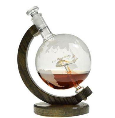 Helicopter Decanter