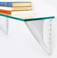 Aviation Style Shelving Brackets