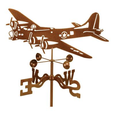 B-17 Airplane Weather Vane