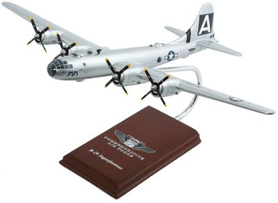 "B-29 Superfortress ""Fifi"" Model - 1/72nd scale"