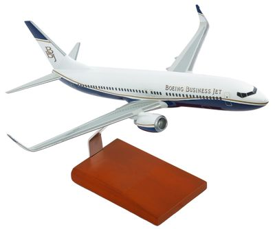 B 737-700 Business Jet Model Airplane