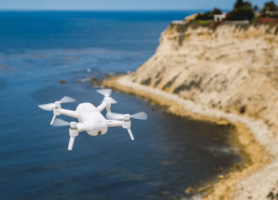 Breeze Flying Camera Drone