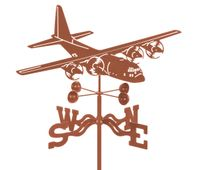 C-130 Hercules Weather Vane