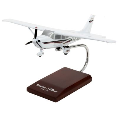 Cessna 206 Stationair Model Airplane