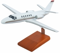 Cessna Citation S II Model Airplane