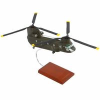 CH-47 Chinook Model Helicopter