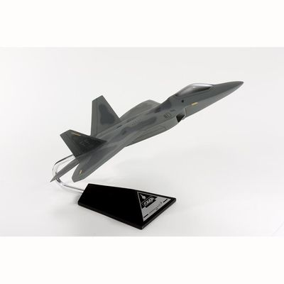F-22 Raptor USAF Model Airplane 1/48 scale
