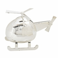 Helicopter Coin Bank | <font color=red>Santa Saver </font color>