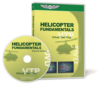 Helicopter Fundamentals Ground School & Test Prep