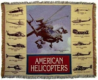 Helicopter Throw/Blanket