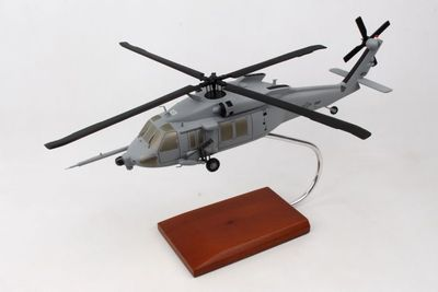 HH 60W Combat Rescue Helicopter Model
