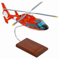 HH-65 Dolphin Model Helicopter