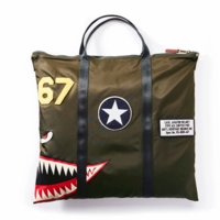 Tiger Shark Helmet or Tote Bag