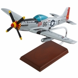 "P-51 Mustang ""Old Crow"" Model"