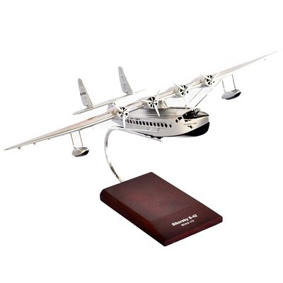 Pan Am S-42 Flying Boat Model Airplane