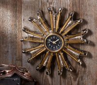 Radial Engine Wall Clock | <font color=red>Get Savings $100 More</font color>