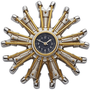 Radial Engine Wall Clock | Being Discontinued