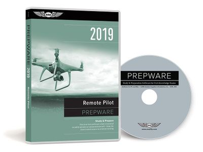 Remote Pilot FAA Test Prep DVD