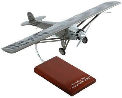 Spirit of St. Louis Model Airplane 1/32 Scale