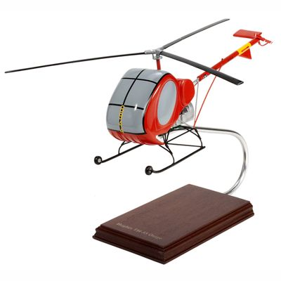 TH-55 Osage Trainer Model Helicopter