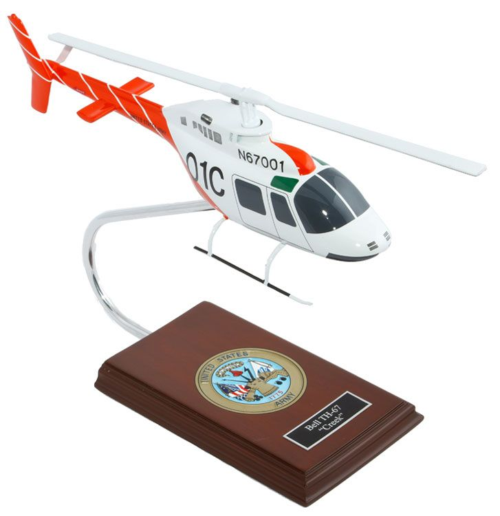 th 67 creek usaac model helicopter replica rotorcraft scale models