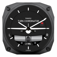 Turn & Bank Instrument Wall Clock | <font color=red>Santa Saver </font color>