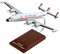 TWA Super Constellation Model Airplane