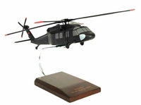 UH-60 Blackhawk Model Helicopter