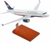 US Airways A320 Model Airplane