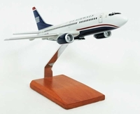 US Airways B-737-300 Model Airplane