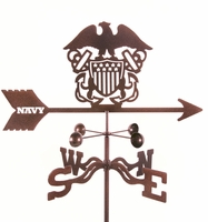 US Navy Weather Vane