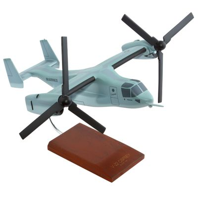 V-22 Osprey USMC Model Helicopter