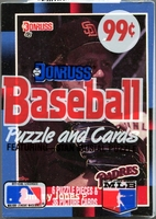 1988 Donruss Baseball Cards Cello Pack