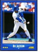 1988 Score Kansas City Royals Baseball Cards Team Set