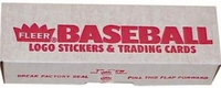 1989 Fleer Baseball Cards Factory Set