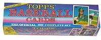 1989 Topps Baseball Card Factory Set