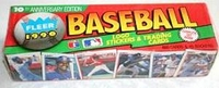1990 Fleer Baseball Cards Factory Set